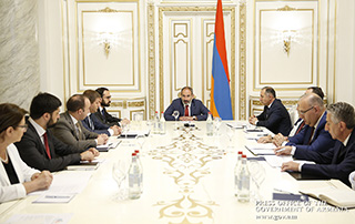 Energy system development prospects and current programs discussed in Government