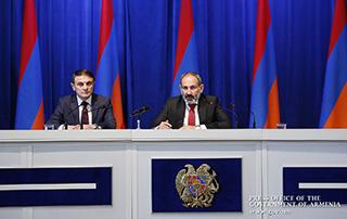 Установление законности в Армении - абсолютный приоритет для всех нас: Никол Пашинян