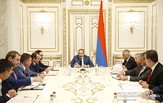 """There should be no cases of abuse of dominant position"" - PM Pashinyan holds consultation on economic monopolies"