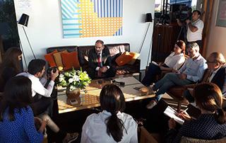 Le Premier ministre Nikol Pashinyan a répondu aux questions des journalistes à Bruxelles