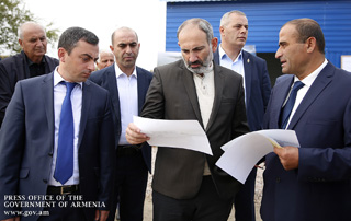 PM briefed on progress in Lake Sevan Trout Reserves Rehabilitation and Fishery Development Program