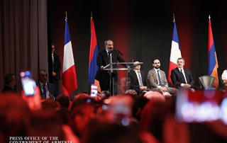 """Nikol Pashinyan: """"The time has come for our nation to materialize what we have dreamed of for millennia"""""""