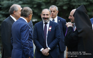 "Nikol Pashinyan: ""I am convinced that the political figures have enough will to put our country on the rails of irreversible development"""