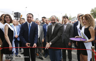 PM familiarized with activities of industrial enterprises in Ararat Marz