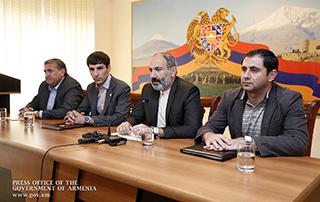 Никол Пашинян совершил рабочий визит в Араратскую область