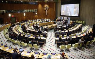 Глава правительства принял участие в организованном Программой развития ООН мероприятии