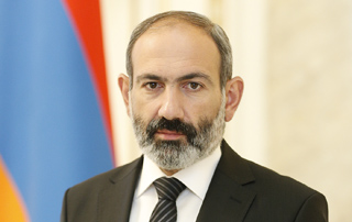 Prime Minister Nikol Pashinyan's condolence messages on demise of Charles Aznavour