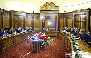 Proposals for amending tax regulations discussed in Government