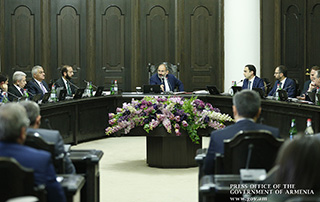 Government meets in closed session to discuss draft decision on amnesty