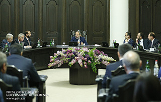 "Prime Minister Nikol Pashinyan: ""Armenia is entering a historic stage of development"""