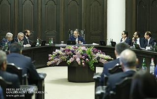 Армения вступает в новый исторический этап: премьер-министр Никол Пашинян