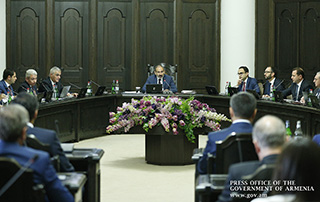"""Nikol Pashinyan: """"The Government should work more intensively and efficiently during the pre-election period"""""""