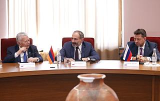 Мы хотим превратить Армению в передовую технологическую страну, и для этого у нас есть самое важное - человеческий потенциал: Никол Пашинян принял участие в посвященном 75-летию НАН мероприятии