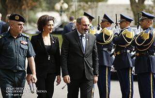 Рабочий визит исполняющего обязанности премьер-министра Никола Пашиняна в Ливан