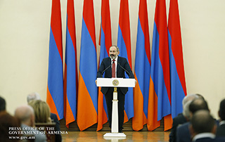 Remarks delivered by Nikol Pashinyan at the State educational awards ceremony