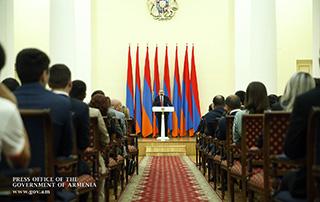 Сфера ИТ должна прогрессивно развиваться и стать одной из ключевых основ нашей экономики: Никол Пашинян