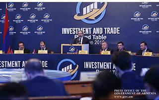 Мы хотим поощрять в Армении труд, и приглашаем инвесторов прийти, действовать в Армении, обогащаться и обогащать: Никол Пашинян