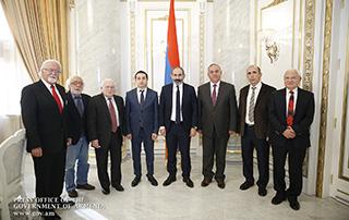Обсуждены вопросы укрепления связей Армения-Диаспора