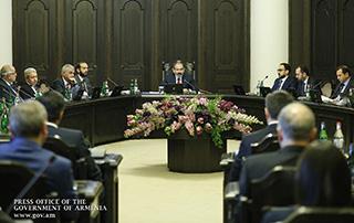 """""""Nous devons organiser des élections conformément aux normes internationales les plus élevées"""", Nikol Pashinyan"""