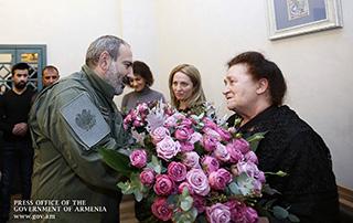 """""""J'espère que  nous puissions vivre digne de l'héroïsme de Robert Abadjian, peu importe ce que nous faisons"""", Nikol Pashinyan"""