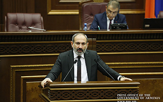 Acting Prime Minister Nikol Pashinyan's remarks, delivered during the state budget debate at the plenary session of the National Assembly of the Republic of Armenia