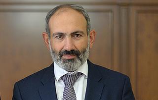 Поздравительное послание премьер-министра РА по случаю Праздника Победы и Мира