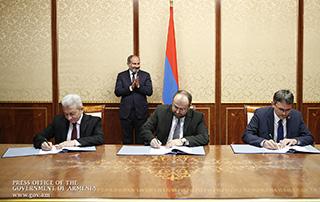 Ստորագրվել է «Հայաստանում կենսաբազմազանության և կայուն տեղական զարգացման» ծրագրի վերաբերյալ դրամաշնորհային համաձայնագիրը