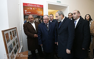 Nikol Pashinyan attends inauguration of RA Consulate General's new headquarters in Saint Petersburg