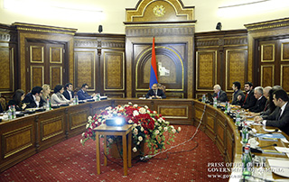 Armenian Genome genetic research project discussed in Government
