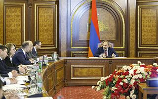 Nikol Pashinyan:  «Il est nécessaire de rendre l'année agricole aussi prévisible que possible»