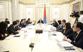 «Les normes de santé publique  devraient être élevées en République d'Arménie»; Les questions liées à la mise en place d'un système complet d'assurance maladie ont été discutées avec la participation du Premier ministre