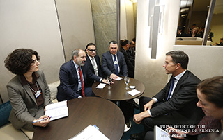 Nikol Pashinyan, Mark Rutte discuss prospects for developing economic relations between Armenia and the Netherlands