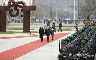 ՀՀ վարչապետ Նիկոլ Փաշինյանի պաշտոնական այցը Գերմանիայի Դաշնային Հանրապետություն