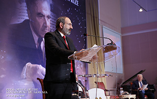 «Je ferai tout mon possible pour augmenter le respect et l'appréciation  envers la science»;  Nikol Pashinyan a récompensé les savants qui ont remporté le Prix au nom de  Victor Hampartsoumian