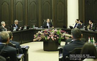 Nikol Pashinyan:  «Le changement de comportement économique des gens est important pour la poursuite du développement économique en Arménie»