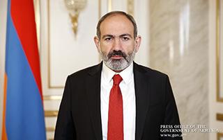 Le message du Premier ministre de la République d'Arménie, Nikol Pashinyan, à l'occasion du 1er mars