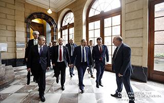 Մեկնարկել է ՀՀ վարչապետի այցը Բելգիայի Թագավորություն. Նիկոլ Փաշինյանը ծանոթացել է Լյուվեն քաղաքի կրթական և գիտահետազոտական հաստատությունների գործունեությանը