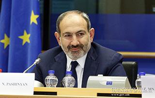 «Հայաստան-Եվրամիություն համագործակցության օրակարգը միտված է բարեփոխումների իրականացմանը». Վարչապետը պատասխանել է ԵԽ արտաքին հարաբերությունների հանձնաժողովի անդամների հարցերին