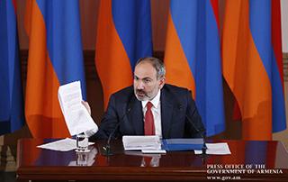 Вступительное слово премьер-министра Республики Армения Никола Пашиняна в ходе пресс-конференции