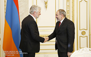 Armenia-Sweden cooperation prospects discussed