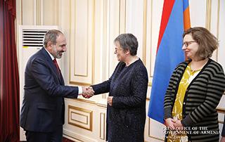 Վարչապետը և ԵԽԽՎ նախագահը քննարկել են Հայաստանում ժողովրդավարության զարգացման ուղղությամբ համագործակցությանը վերաբերող հարցեր