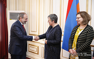 RA Prime Minister, PACE President discuss issues related to democracy development in Armenia