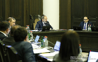 Правительство создаст Фонд государственных интересов Армении с целью содействия развитию экономики