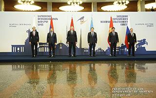 Армения в период своего председательства приложит все усилия для укрепления положительной динамики интеграции: в Ереване состоялось заседание Евразийского межправительственного совета