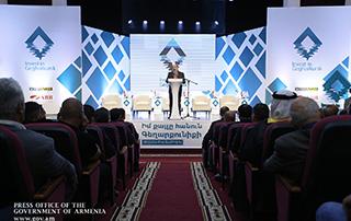 Un forum d'affaires s'est tenu dans la région de Gegharkunik avec la participation du Premier ministre