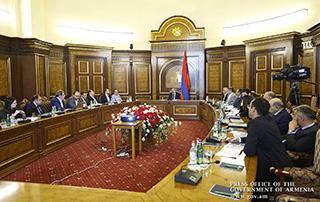Le gouvernement a discuté de la mise en place de centres de services pour les activités économiques étrangères