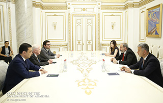 Премьер-министр принял лауреата Нобелевской премии по физиологии или медицине Харальда цур Хаузена