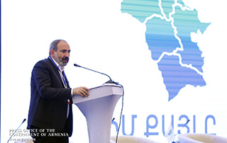 "Nikol Pashinyan: ""Government should provide such conditions and such an atmosphere as may create labor incentives and encourage people to work"""