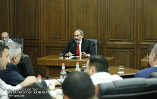 Statement by PM Nikol Pashinyan, delivered during 2018 State Budget Performance Report discussion at the joint sitting of NA Standing Committees