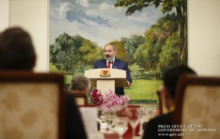 "Nikol Pashinyan: ""Meritocracy, pragmatism and honesty, which are the pillars of public administration philosophy in Singapore, have been adopted by New Armenia's leadership as core principles"""